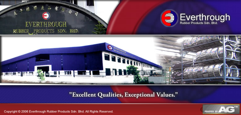 Everthrough Rubber Products Sdn Bhd  Home ~ Backofen Sdn Bhd